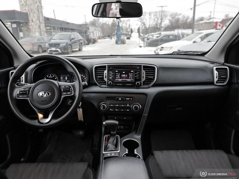 Kia Sportage 2018 price $21,375