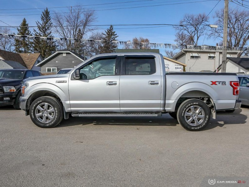 Ford F-150 2018 price $38,980