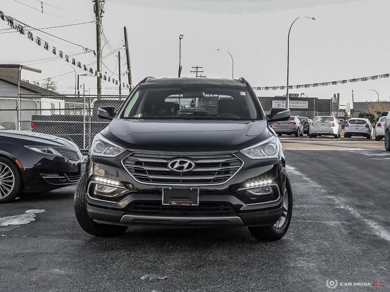Hyundai Santa Fe Sport 2018 price $25,890