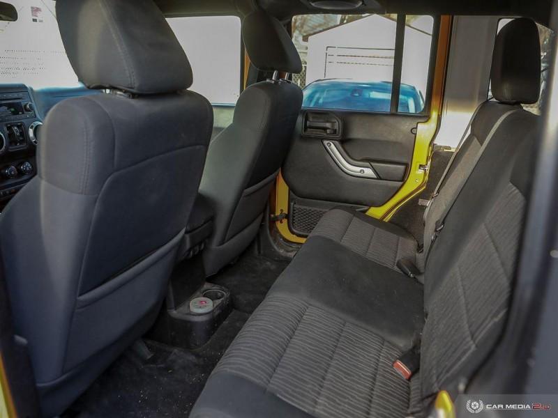 Jeep Wrangler Unlimited 2012 price $29,580