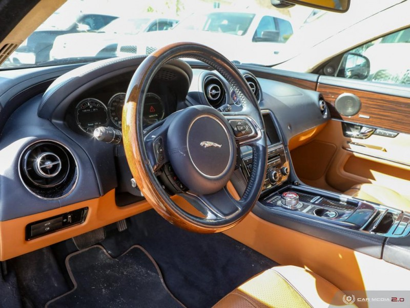 Jaguar XJ 2013 price Call for Pricing.