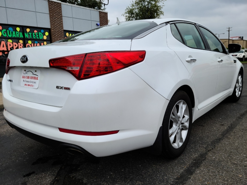 Kia Optima 2013 price