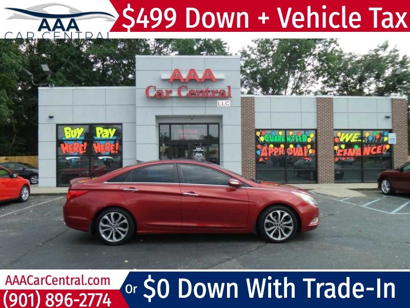 Hyundai Sonata 2013 price $9,495