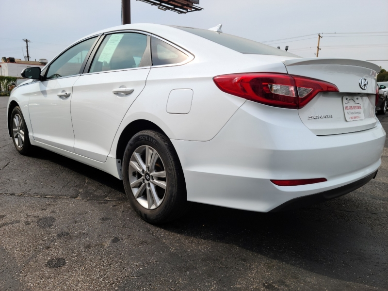 Hyundai Sonata 2017 price $15,495