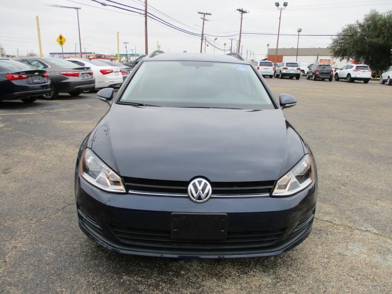 Volkswagen Golf SportWagen 2017 price $15,500