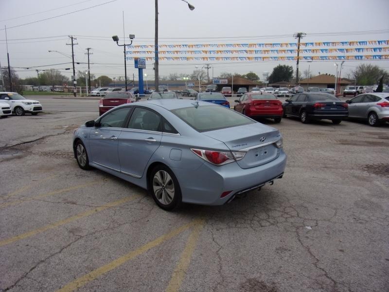 Hyundai Sonata Hybrid Limited 2013 price $8,495