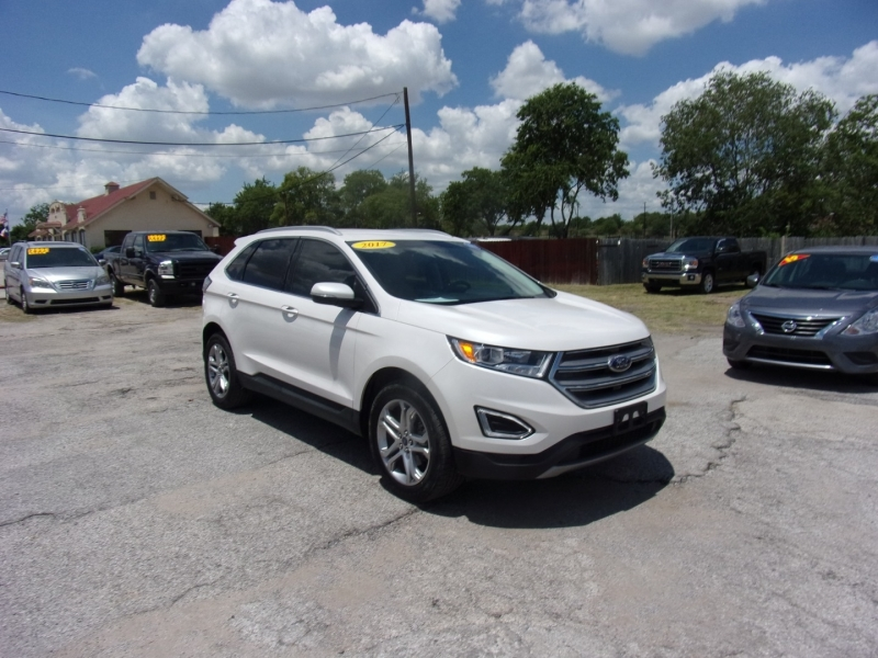 Ford Edge 2017 price $20,500