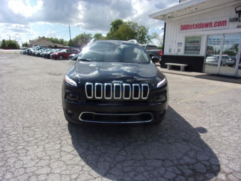 Jeep Cherokee 500totaldown.com 2018 price $19,500