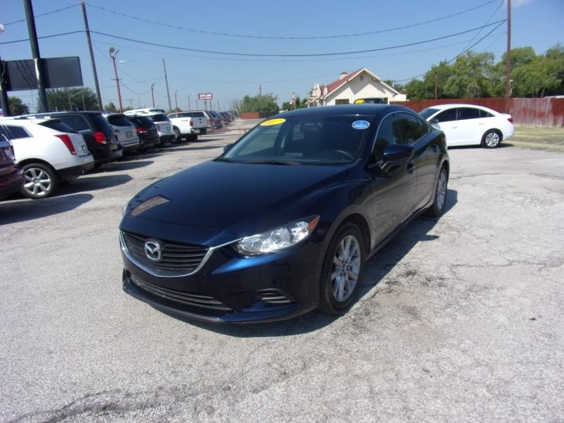 Mazda Mazda6 2017 price $16,995