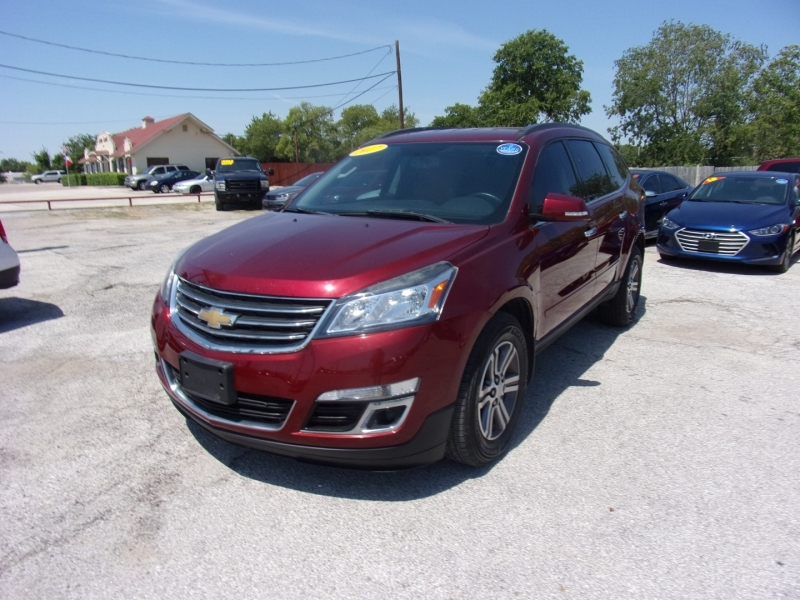 Chevrolet Traverse 2017 price $20,900