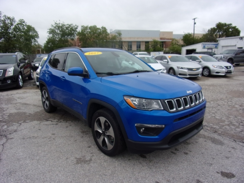 Jeep Compass 2017 price $18,995