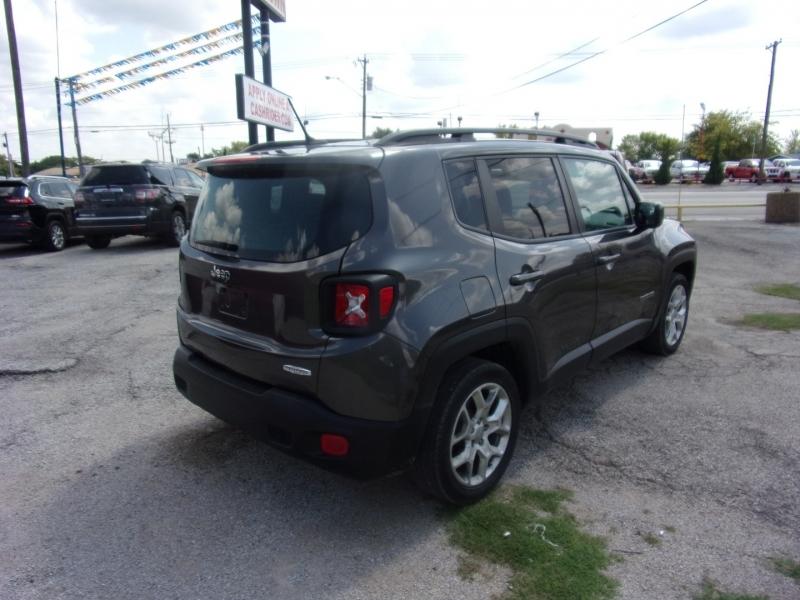 Jeep Renegade 2017 price $14,995