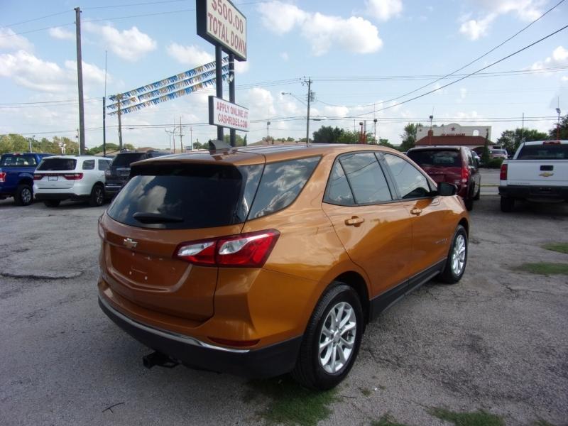 Chevrolet Equinox 2018 price $13,500