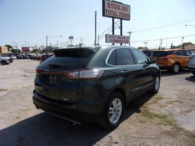 Ford Edge 2015 price $15,995