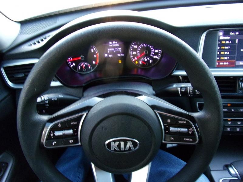 Kia Optima 2019 price $16,995