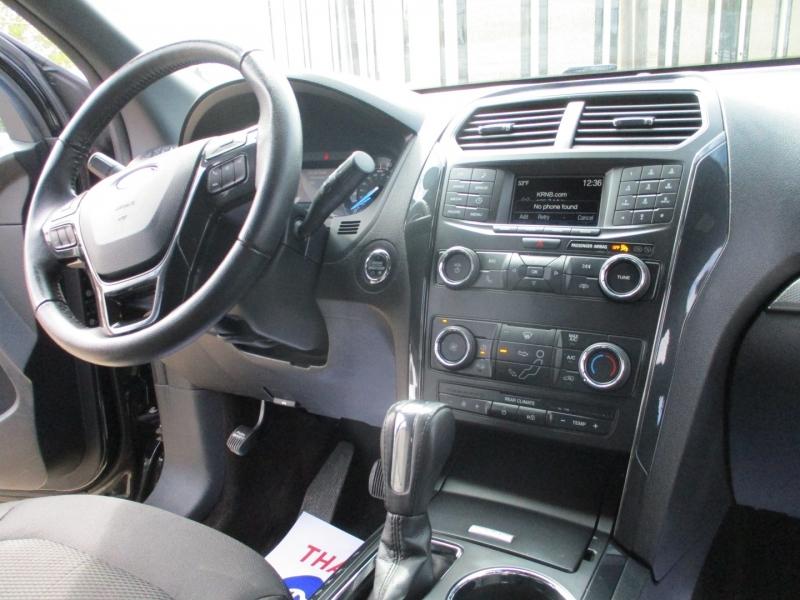 Ford Explorer 2018 price $20,995