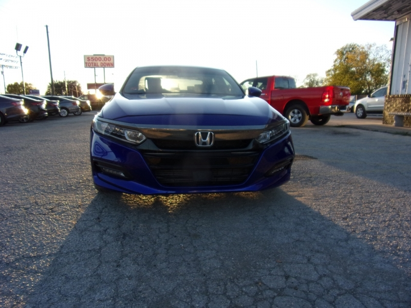 Honda Accord Sedan 2018 price $17,500