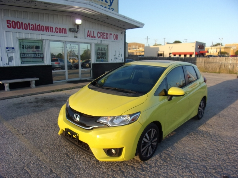 Honda Fit 2017 price $13,995