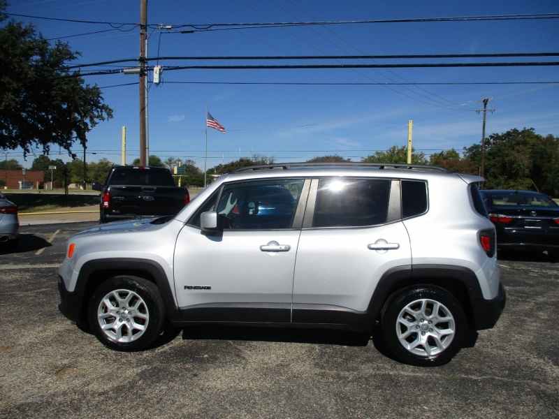 Jeep Renegade 2016 price $12,500