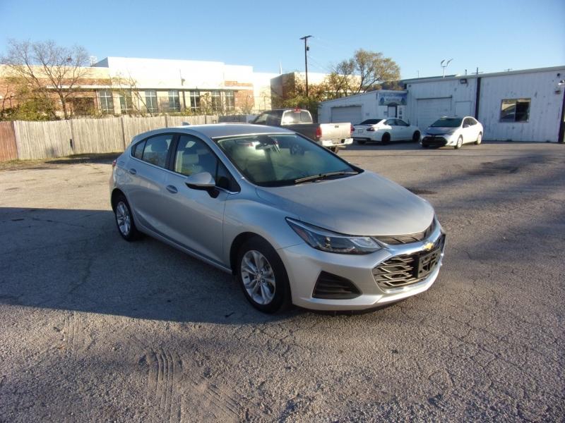 Chevrolet Cruze 2019 price $14,800