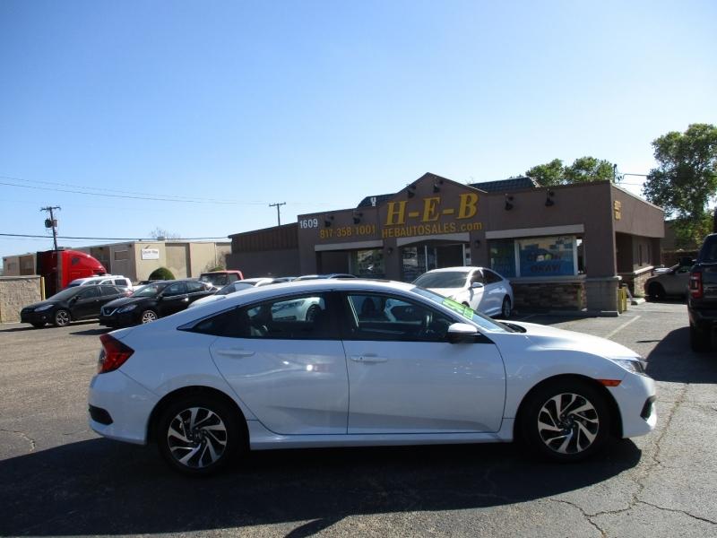 Honda Civic Sedan 2017 price $16,500