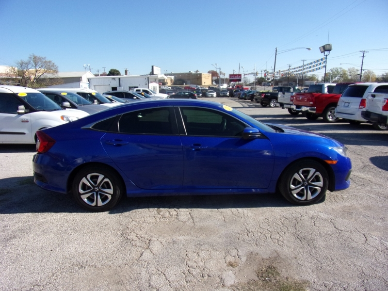 Honda Civic Sedan 2018 price $14,995