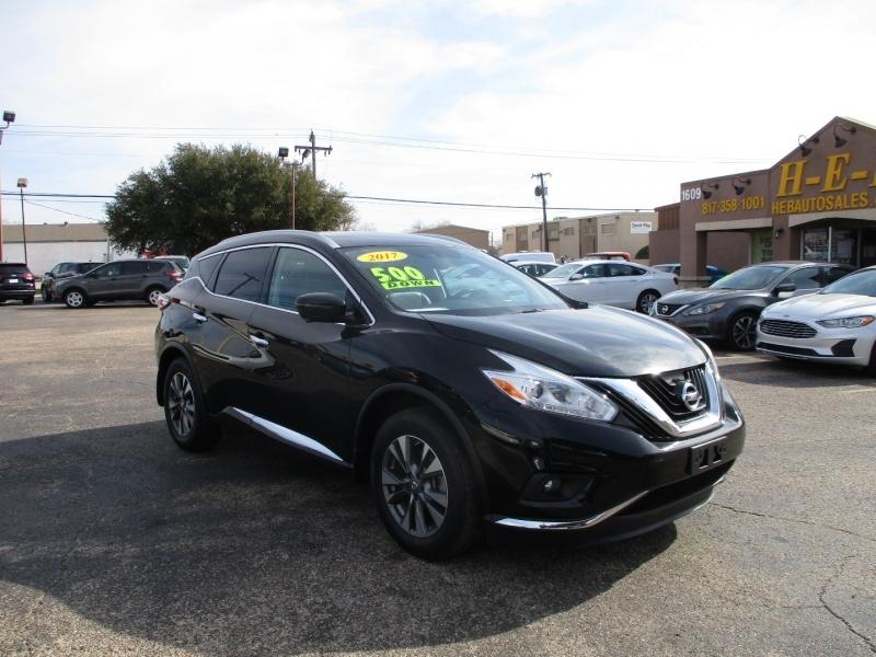 Nissan Murano 2017 price $21,500