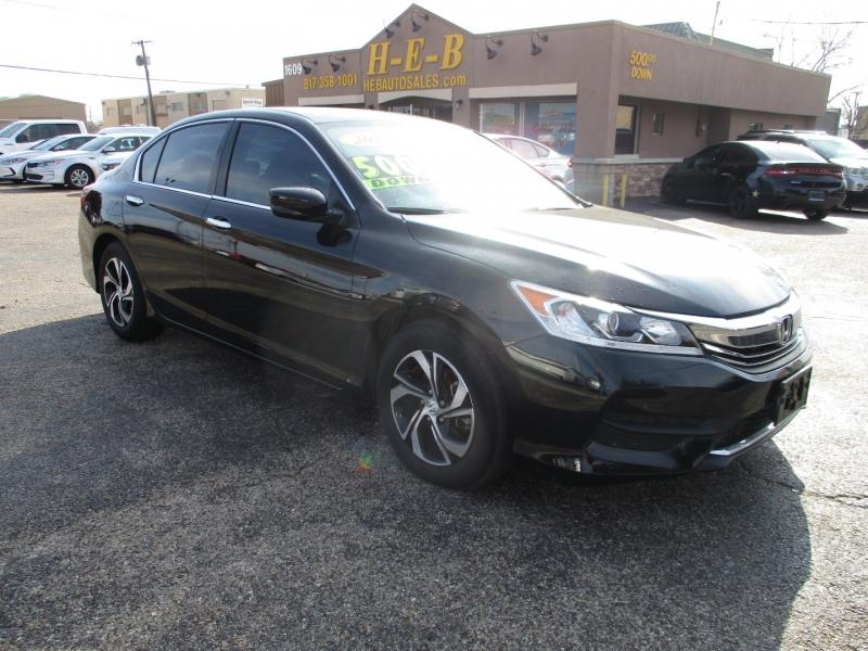 Honda Accord Sedan 500totaldown.com 2017 price $15,500