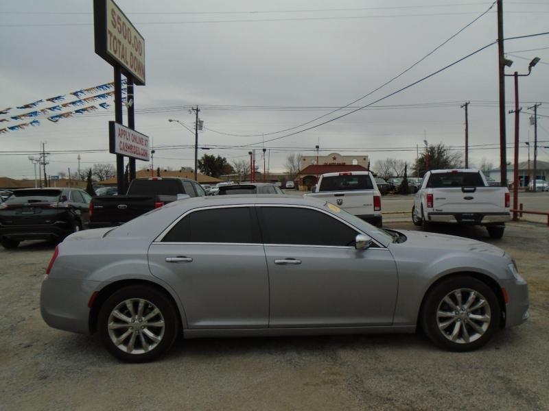 Chrysler 300C 500totaldown.com 2016 price $16,500