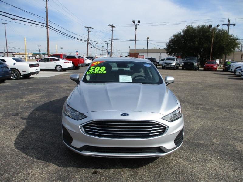 Ford Fusion Hybrid 500totaldown.com 2019 price $15,995