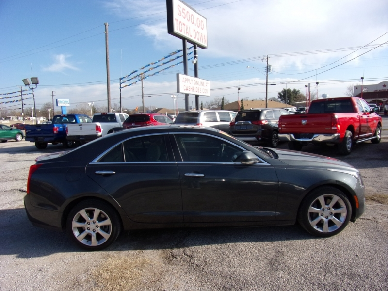 Cadillac ATS Sedan 2015 price $16,500