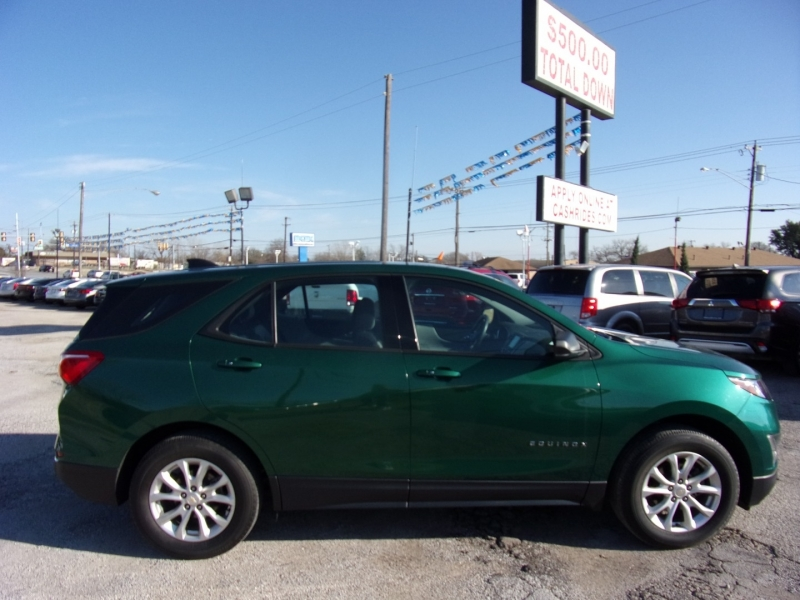 Chevrolet Equinox 2018 price $16,995