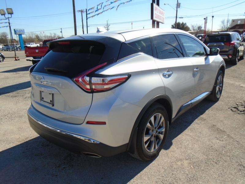 Nissan Murano 2017 price $16,500