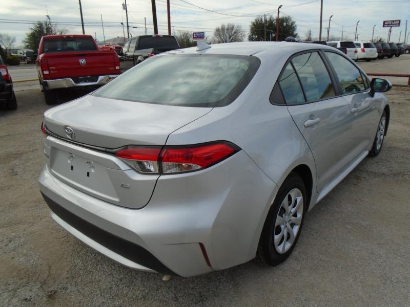 Toyota Corolla 2020 price $16,500