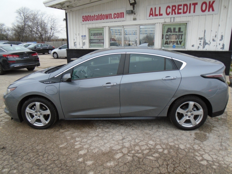 Chevrolet Volt 2018 price $15,995