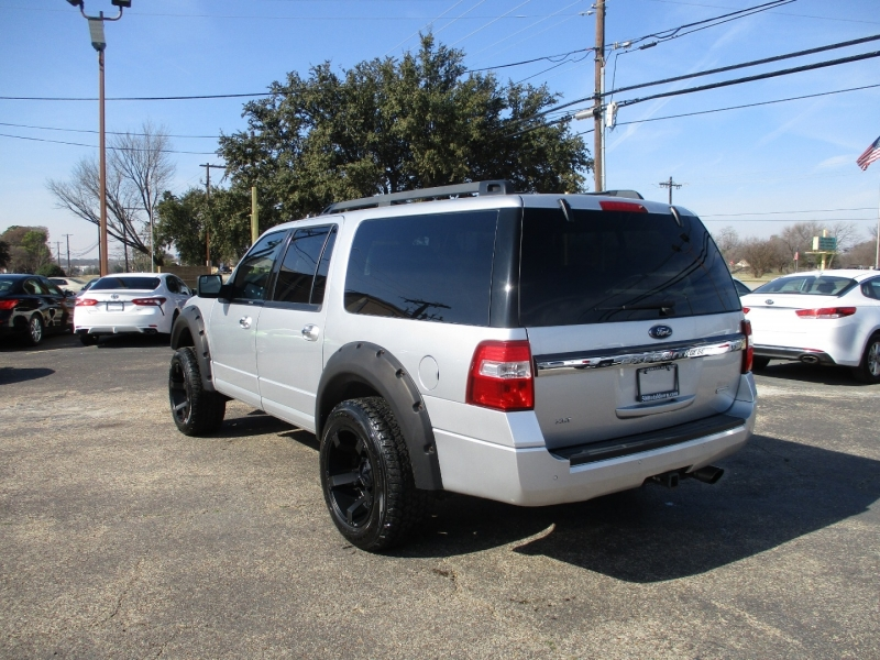 Ford Expedition EL 2017 price $21,995