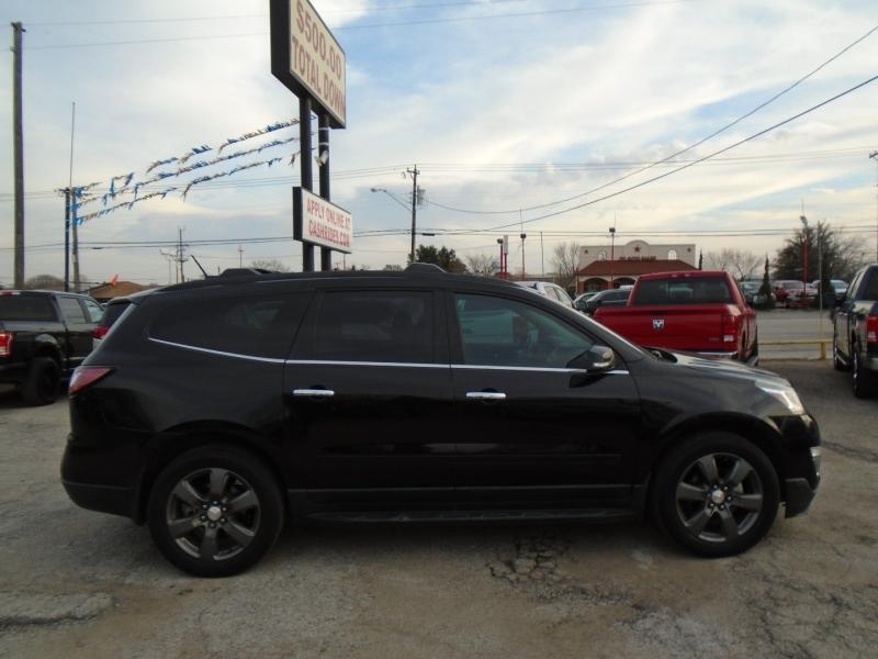 Chevrolet Traverse 2017 price $18,500