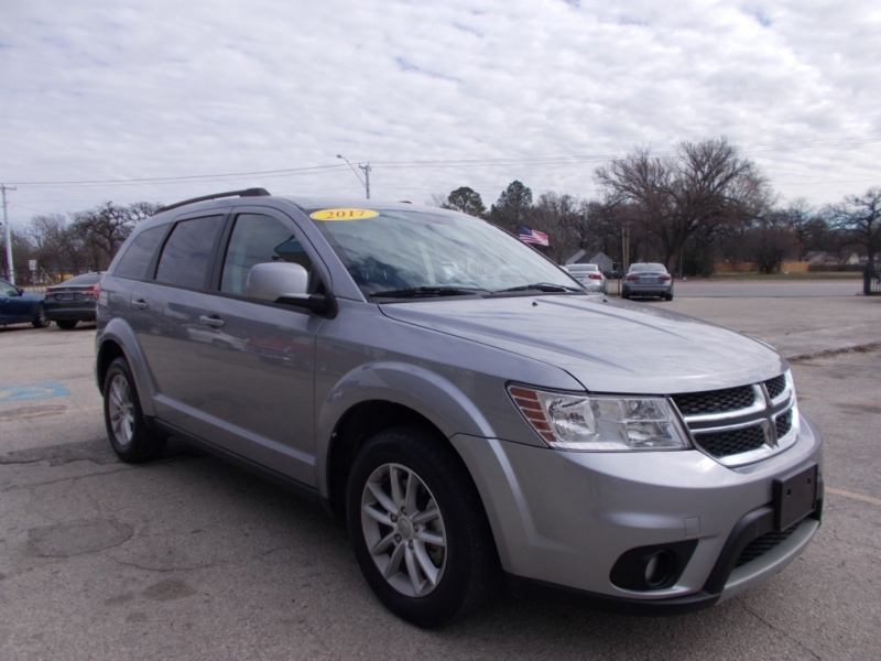 Dodge Journey 2017 price $13,995