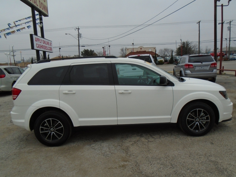 Dodge Journey 2018 price $15,500
