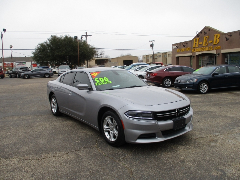Dodge Charger 2016 price $15,500