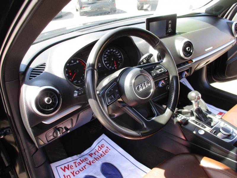 Audi A3 Sedan 2017 price $17,995