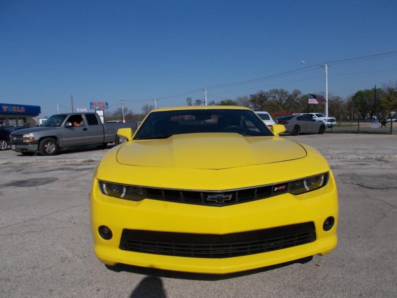Chevrolet Camaro 2014 price $18,500