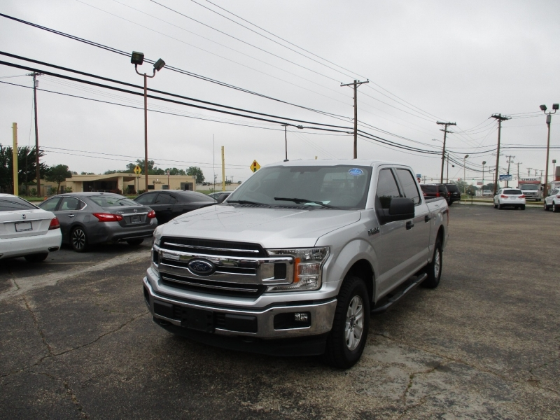 Ford F-150 2018 price $29,995