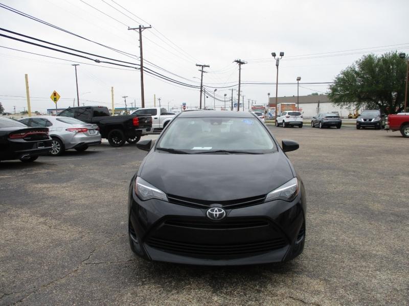 Toyota Corolla 2018 price $17,500