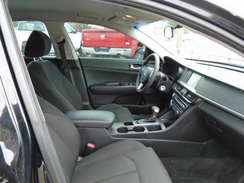 Kia Optima 2018 price $17,500