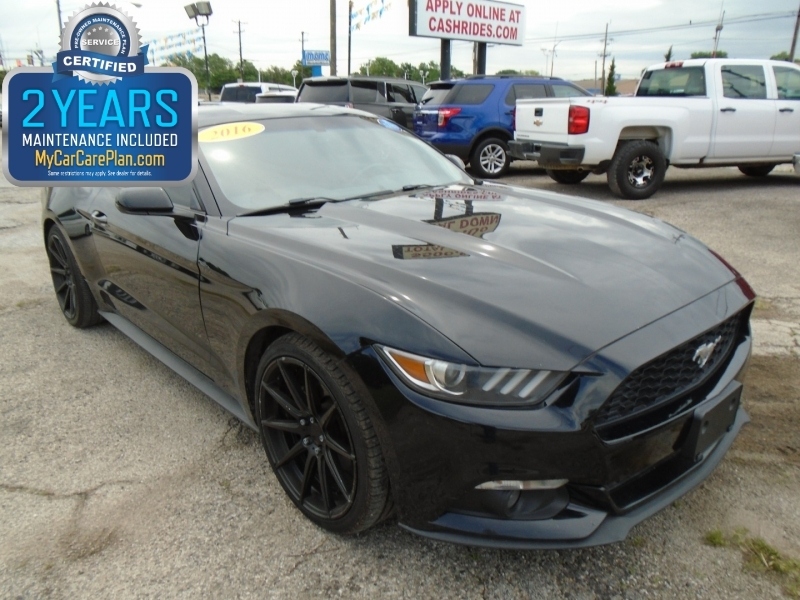 Ford Mustang 2016 price $20,995