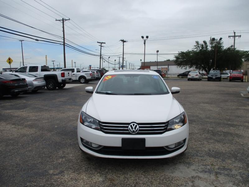 Volkswagen Passat 2015 price $14,500