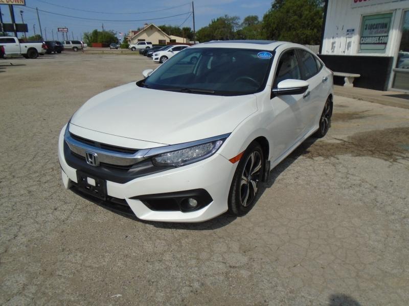 Honda Civic Sedan 2017 price $18,900