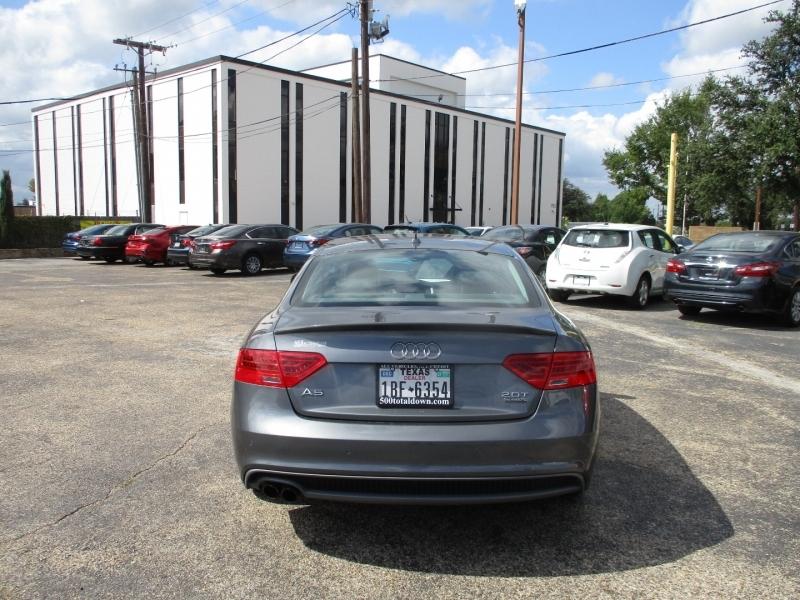 Audi A5 2015 price $20,995