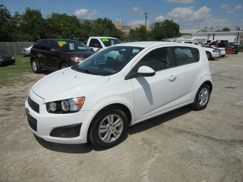 Chevrolet Sonic 2013 price $6,500